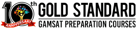 Gold Standard GAMSAT Preparation Courses