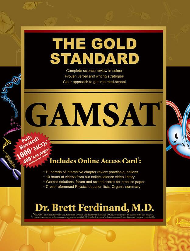 GAMSAT Courses Adelaide: Learn, review and practice today