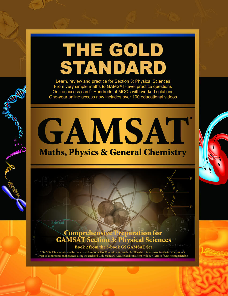 GAMSAT Courses Adelaide | Gold Standard GAMSAT Courses
