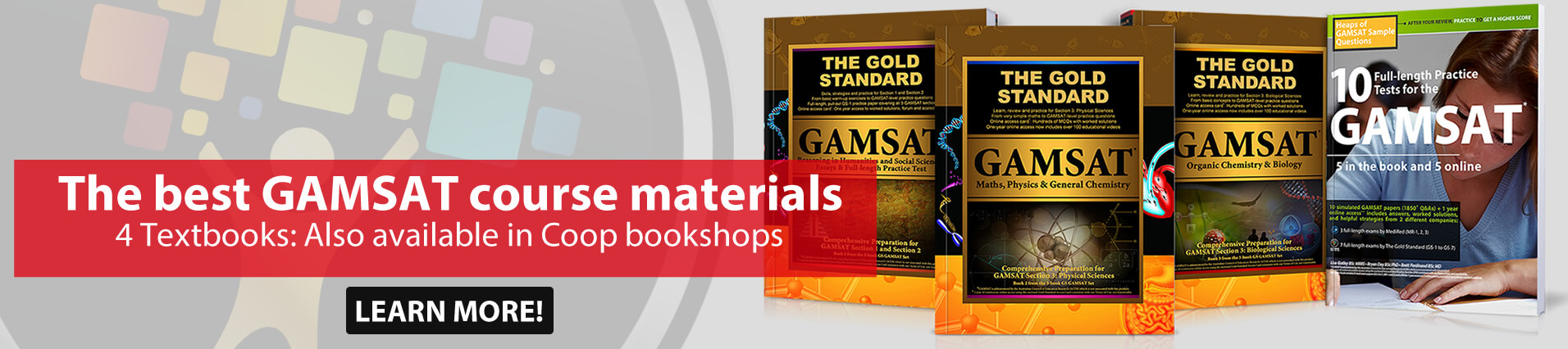 GAMSAT Textbooks