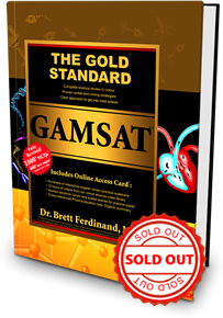 The Gold Standard GAMSAT Preparation Textbook