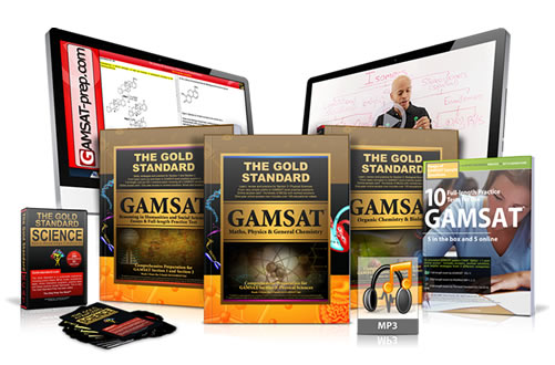 Gold Standard Complete GAMSAT Preparation Courses