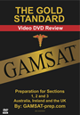 16 Science Review DVDs for the GAMSAT & MCAT
